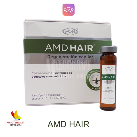 AMD Hair Capillary Regeneration By Armesso