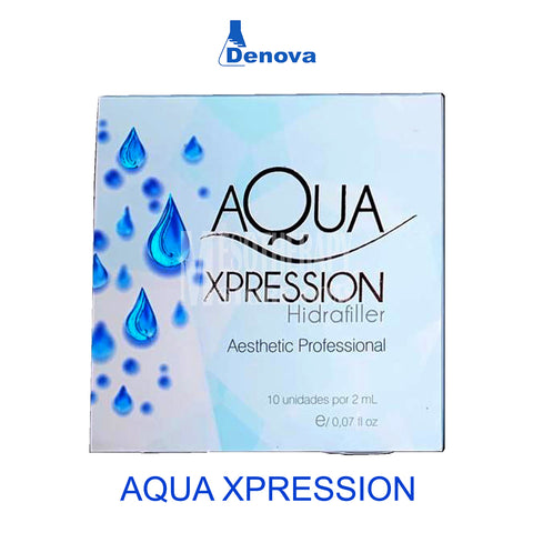 Aqua Xpression Hyaluronic 2.5% By Denova