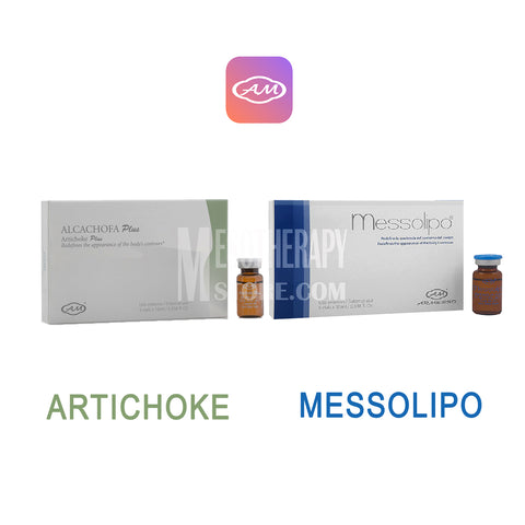 Artichoke Plus & Messolipo By Armesso