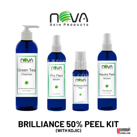 Brilliance 50% Peel Treatment With Kojic