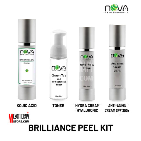 Kojic Acid 7.5% Brilliance Peel By Nova Skin