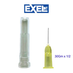 Exel Mesotherapy Hypodermic Needles 30g X 1/2″ Box Of 100 Pcs