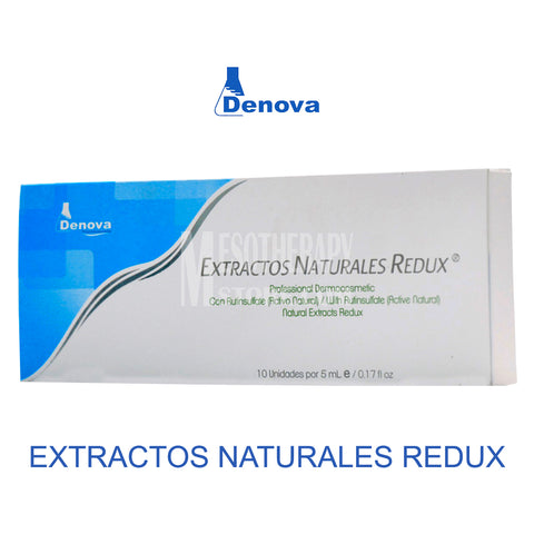 Extractos Naturales Redux By Denova