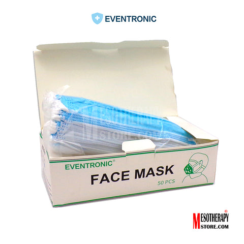 Disposable Mask 50 Pcs By Eventronic