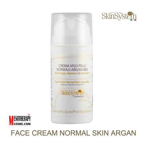 Face Cream Normal Skin Argan-Bio