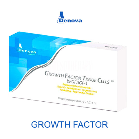 Growth Factor Tissue Cells By Denova