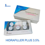 Hidrafiller Hyaluronic Acid 3.5% 5 Vials x 5ml By Denova