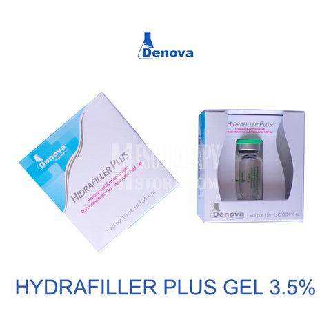 Hidrafiller Plus Hyaluronic 3.5% 1 Vial x 10mL By Denova