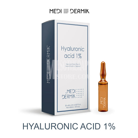 Hyaluronic Acid 1% By Medidermik