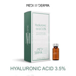 Hyaluronic Acid 3.5% By Medidermik