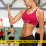 Lecitin Reduction By Nacional Stetic