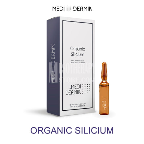 Organic Silicium By Medidermik 50ml