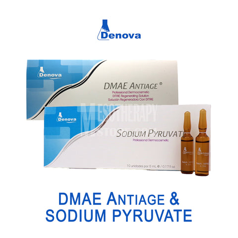 DEMA & Sodium Pyruvate By Denova