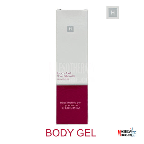 Body Gel Sonic Silhouette