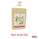 Slim Red Tea Hibiscus Ginger
