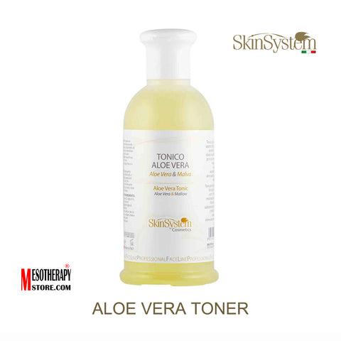 Aloe Vera Tonic Oily Mixed Skin