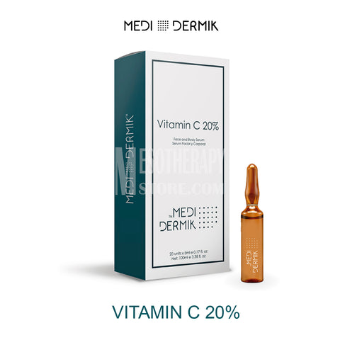 Vitamin C 20% By Medidermik
