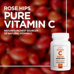 Vitamin C 1500mg With Rose Hips 1 Month Supply