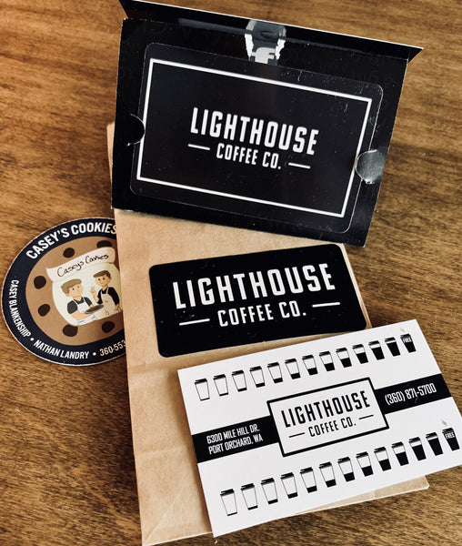 LIGHTHOUSE COFFEE CO. $10 GIFT CARD GIVEAWAY