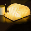 Folding LED Book Lamp Light