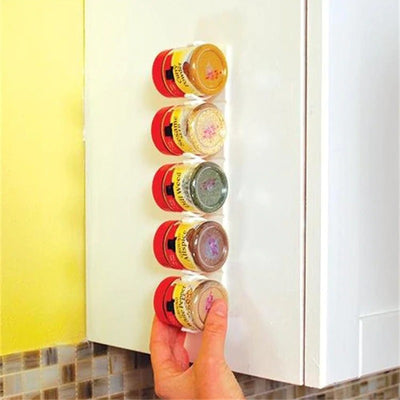 Kitchen Spice Rack Storage Organizer