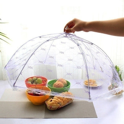 Umbrella Dome Food Cover