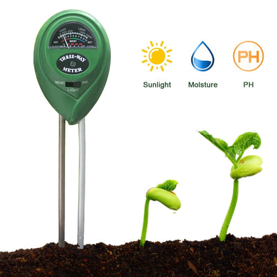 Digital Soil Test Kit Moisture Meter