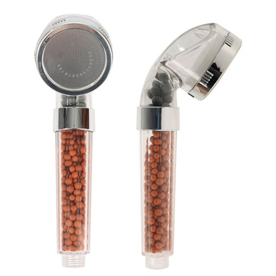 Water Saving Filter Mineral Spa Shower Head