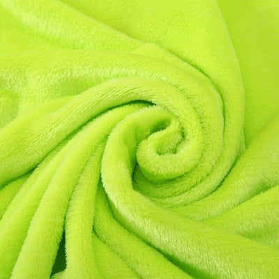 Micro Fleece Plush Baby Blanket