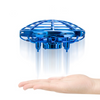 Hand Controlled Flying Saucer UFO Drone Toy