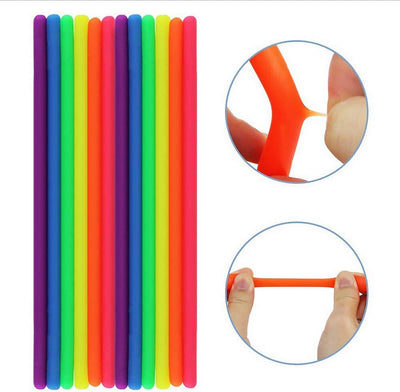 Colorful Sensory Stretch Toy