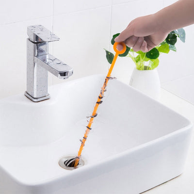 Kitchen Sink Drain Cleaner Tool