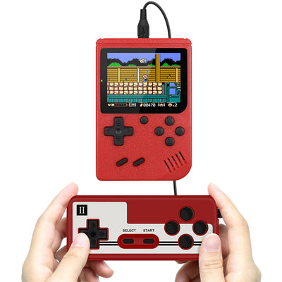 Retro Handheld Video Game