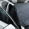 Strong Magnetic Snow Cover for Car Windshield
