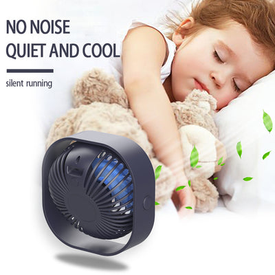 Mini Desktop Fan