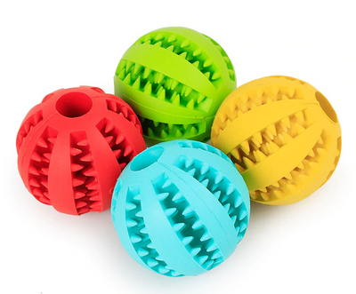 Dog Chew Toy Ball