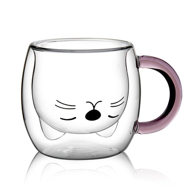 Cute Double Wall Insulated Mug