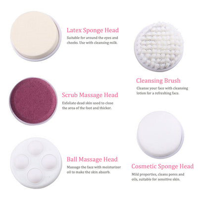 Skin Care Facial Cleansing Brush