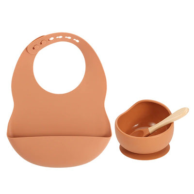 Silicone Baby Feeding Set
