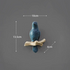 Resin Bird Wall Hanger