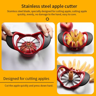 Stainless Steel Apple Slicer and Corer