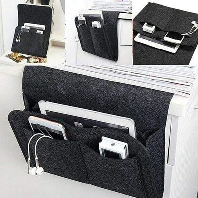 Bedside Bag Storage Organizer