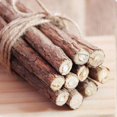 20 Natural Catnip Sticks