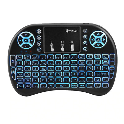 Backlit Mini Wireless Keyboard