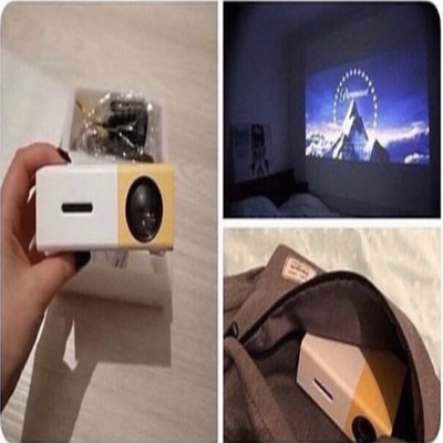 Personal Home Theatre Portable Projector