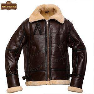 Hi Here Is New Men's Aviator B3 jacket for 2020 by HOL Brand