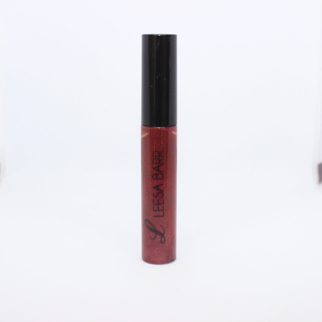 Lipgloss by Leesa Barr Makeup - Makeup Artist Gladstone and Tannum Sands