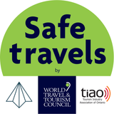 Dispatch Safe Travels Stamp Tourism Industry Association of Ontario