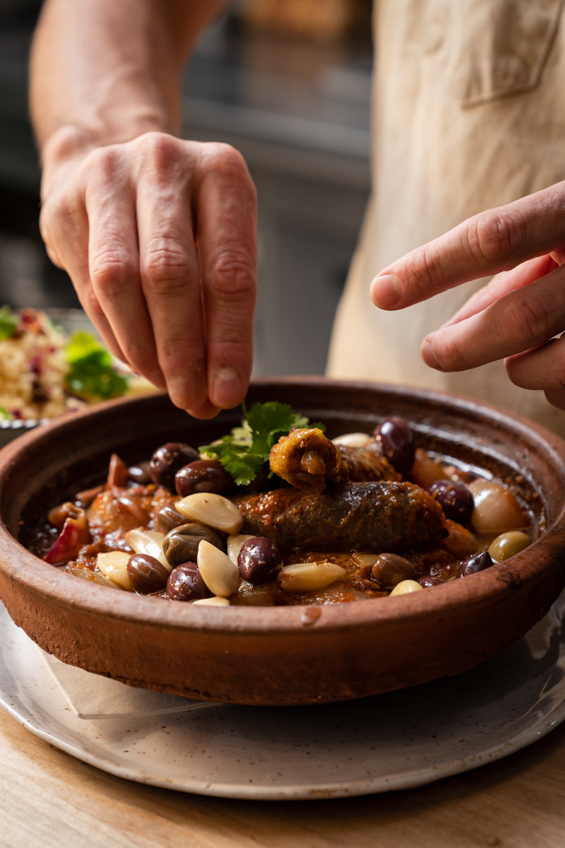 Dispatch-at-Home Tajine Royale
