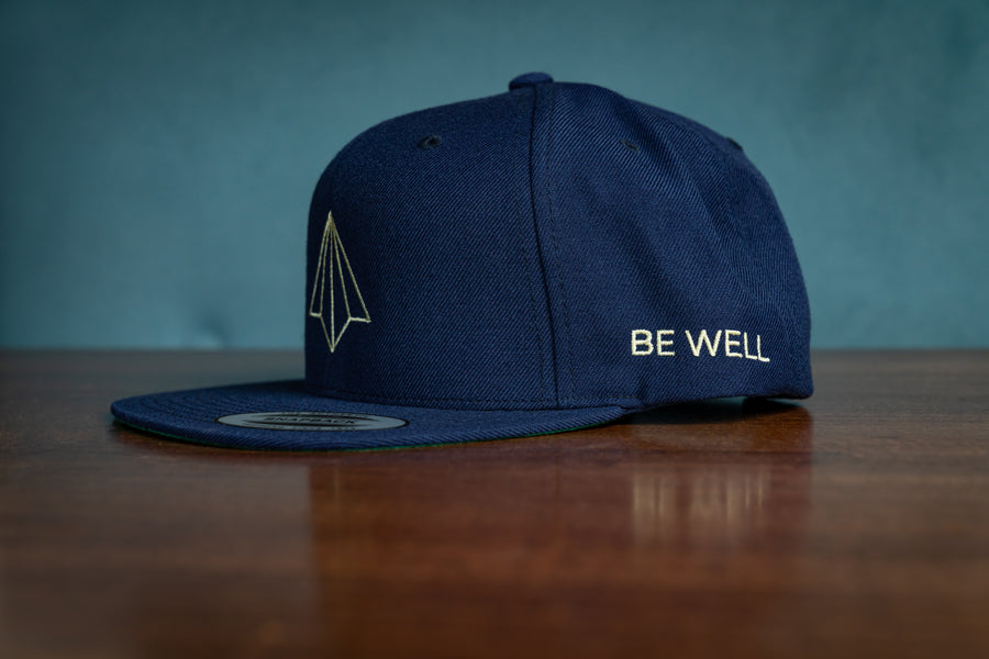 Be Well Dispatch Baseball Cap